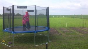 Sportgerät fürs Kinderglück