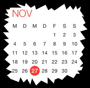 Bild: Screenshot Kalender