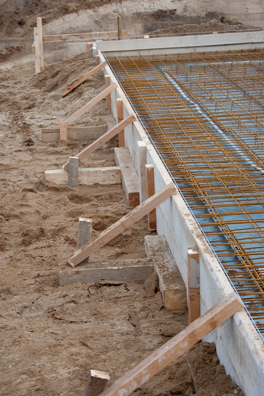 Bodenplatte Bautagebuch Hausinb De