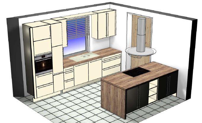 winkelkche mit interesting full size of otto tolles otto ideen wellmann kchen fronten landhaus. Black Bedroom Furniture Sets. Home Design Ideas