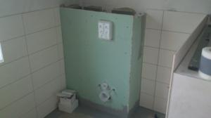 WC im Bad