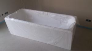 Einbaukörper Badewanne